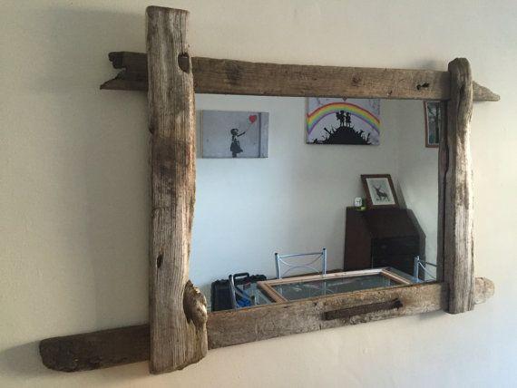 Best 25 Driftwood Mirror Ideas On Pinterest Beach