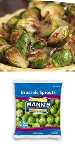 Try this cool receipe from Mann Packing