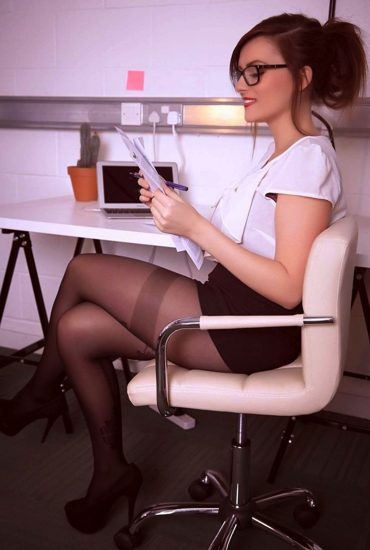 Pantyhose women sheer heels
