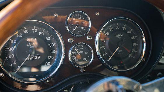 1960 AC Aceca-Bristol Coupe