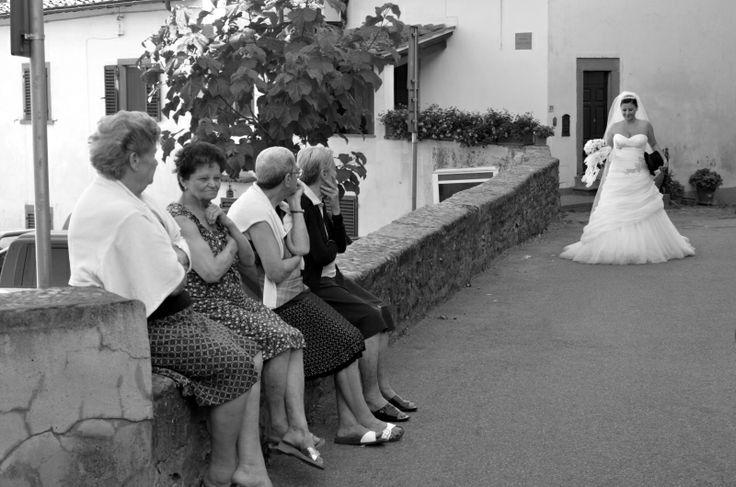 Wedding in Artimino:Jenny