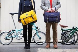 Introducing the Brompton Game Bag | news | Brompton Bicycle