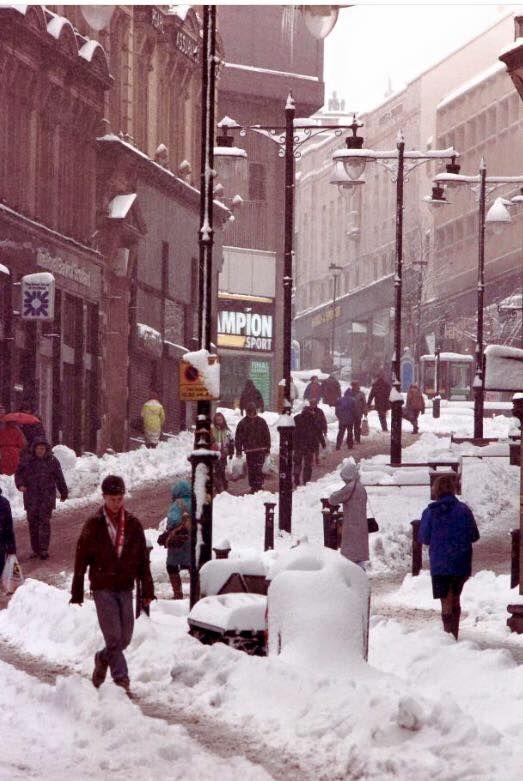 Old Photos of Bradford, West Yorkshire
