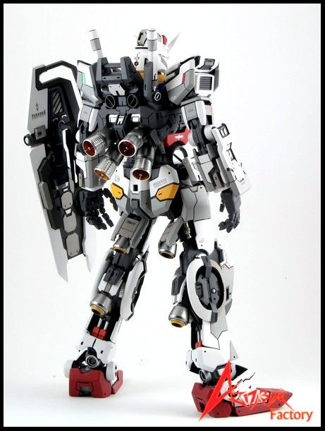 GUNDAM GUY: RX-78-2 Gundam Evolve 15 - Customized Build