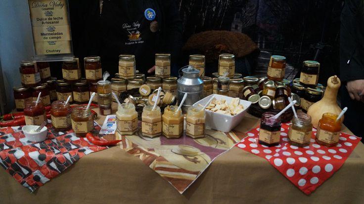 En Peñaflor, productos Gourmet.