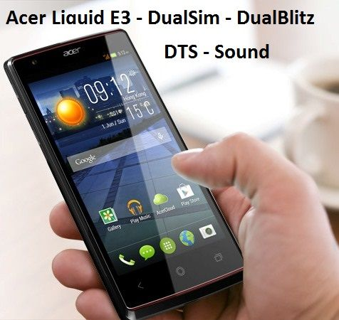 Acer Liquid E3 - mob - 0724 541 247 - 350lei http://olx.ro/oferta/acer-liquid-e-380-ID6n7jk.html