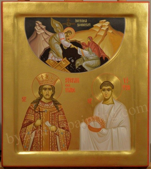 Icon orders | Byzantine Icon Painting