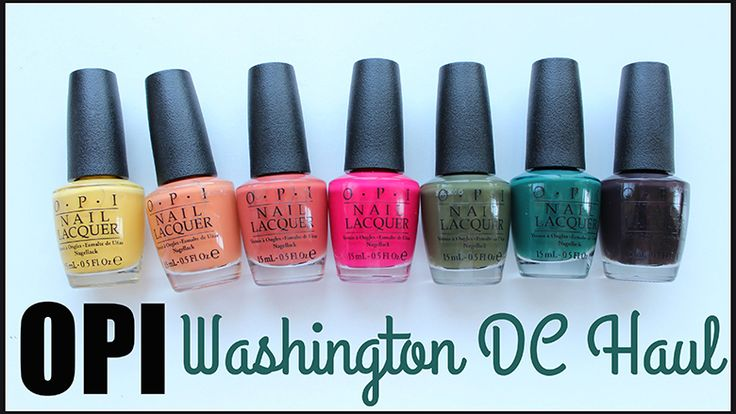 Lacquer Up your Nails with the OPI Washington dc collection colors! https://thepronails.com/blog/lacquer-up-your-nails-with-the-opi-washington-dc-c/90?utm_content=bufferf5905&utm_medium=social&utm_source=pinterest.com&utm_campaign=buffer