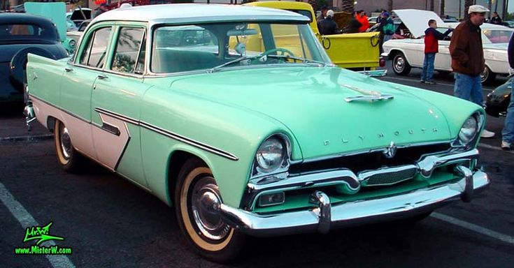 56 Plymouth Belvedere