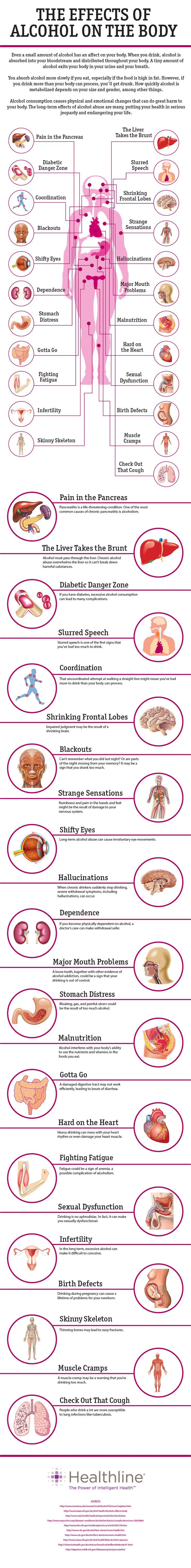The effects of alcohol on the body     #health #healthcare http://www.1800usaverx.com/