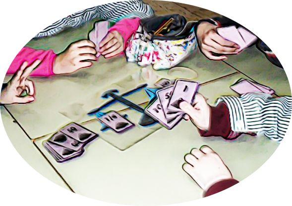 LA BALANZA juego de mesa para trabajar las medidas en 5º y 6º de EP