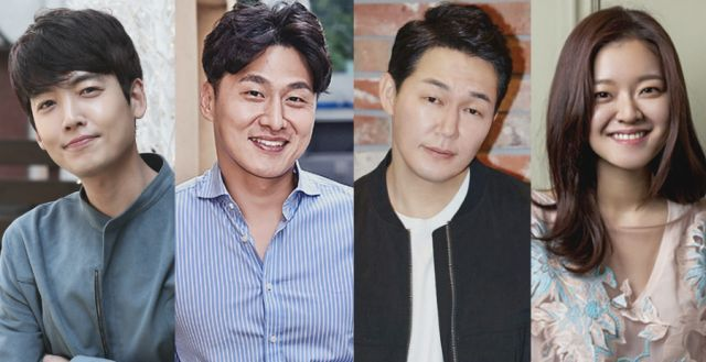 "[Orion's Daily Ramblings] Jung Kyung-ho Confirmed, Park Sung-woong, Oh Dae-hwan and Go Ah-sung Considering ""Life on Mars"""