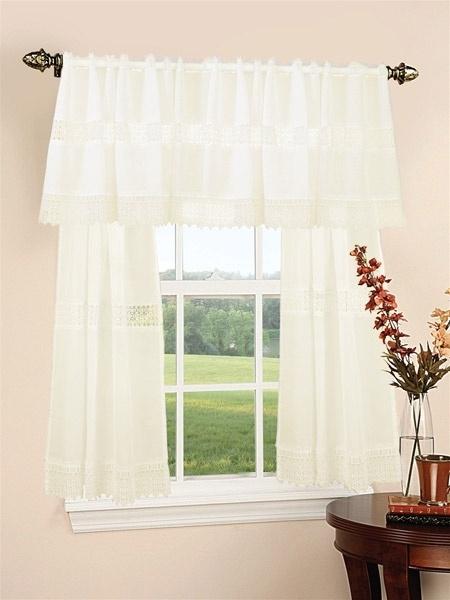 Kitchen Curtain Design