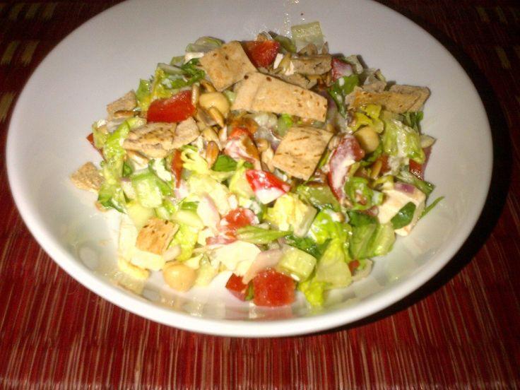 Mediterranean Chop Salad - Mayabugs's Recipes