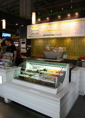 Located at the Market on Market St. in San Francisco, we offer superfood smoothies, nutritionally superior grab-and-go meals and cold-pressed juices for when you need a pick-me-up.