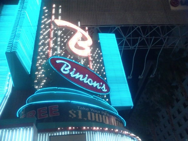 Las Vegas Cheap Eats off The Strip. Binion's Cafe.