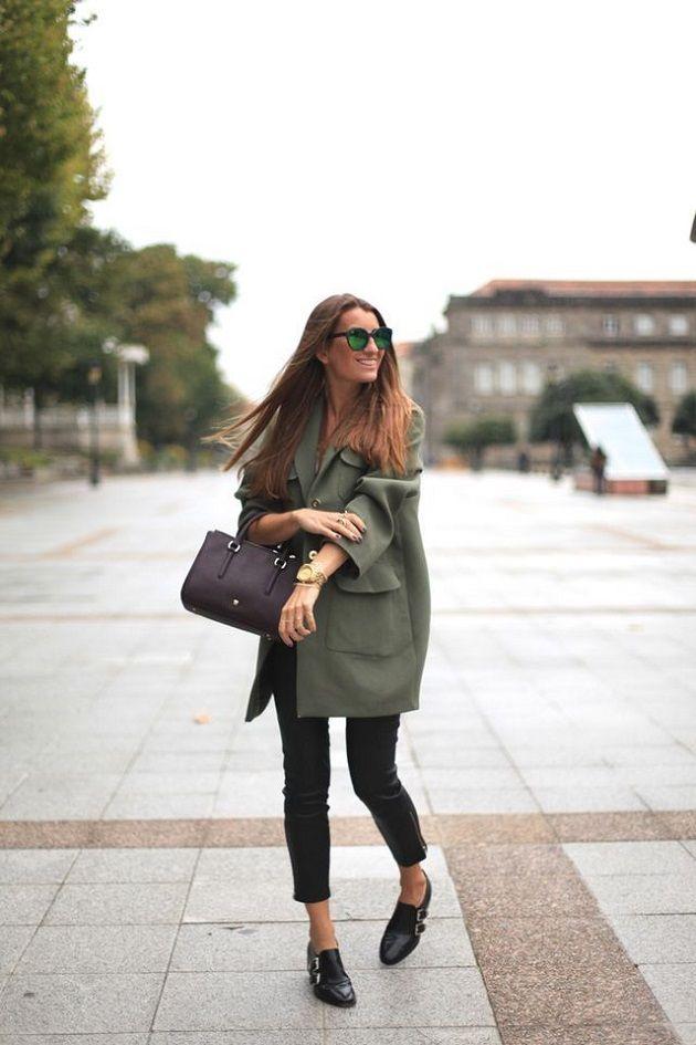 SEASONAL SHOPPING: KHAKI PARKA: Time for Fashion waysify