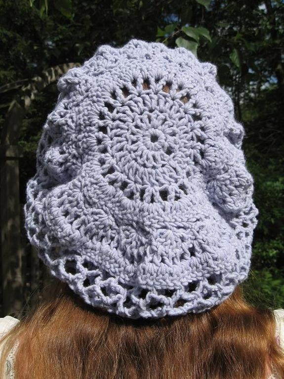Crochet Patterns Free Snood : 14 best images about Crochet Beret on Pinterest Free ...