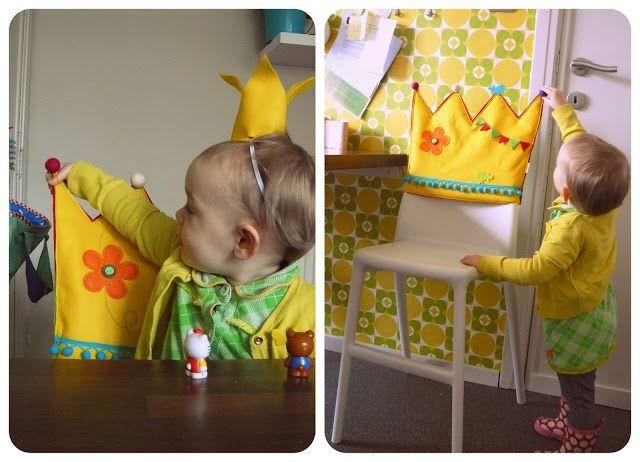 hilde@home: Verjaardagsstoel ... Super idee!