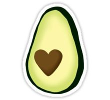 [insert avocado pun here] Sticker