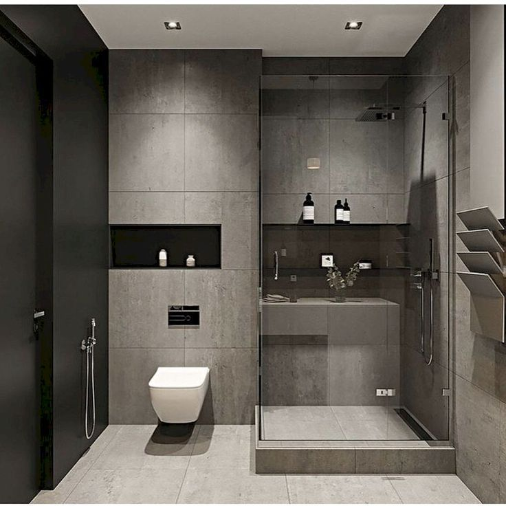 Must See Bathroom Tiles Ideas How To Configure It In Small Space Shairoom Com Small Washroom Design Modern Bathroom Design Washroom Design