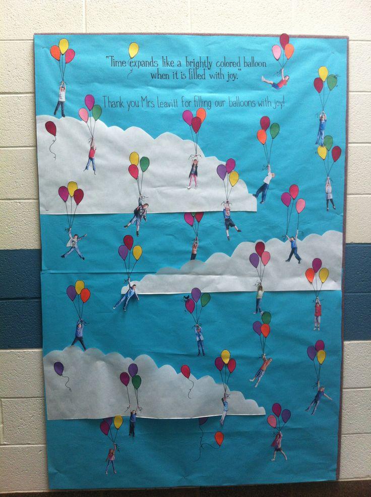 Teacher Appreciation Week Bulletin Board Ideas