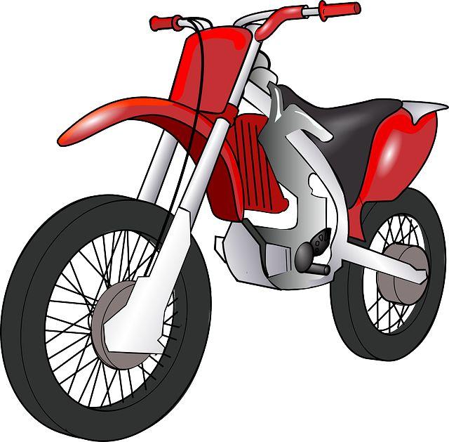 terénny motocykel