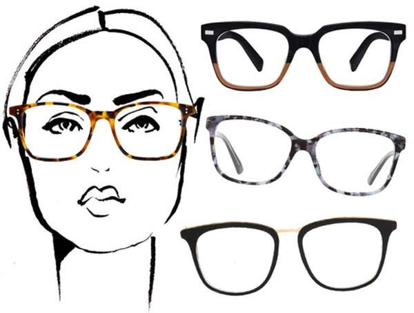 Find the Best Geek-Chic Glasses for Your Face Shape | XFINITY Lifestyle Blog by Comcast