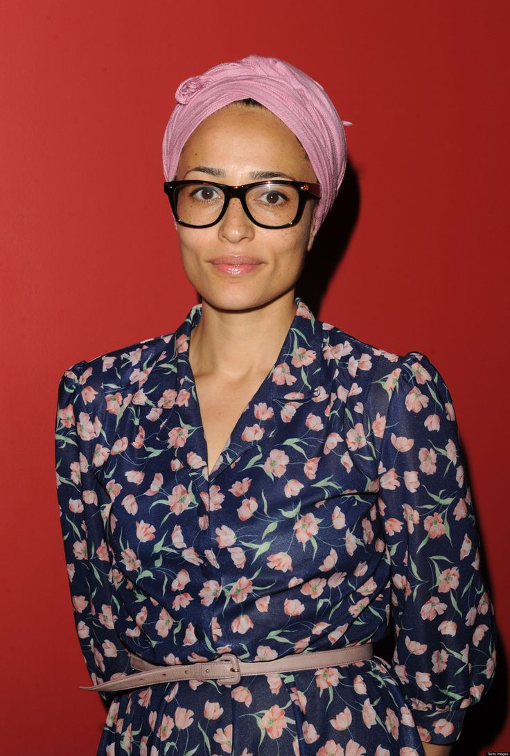 """I just came home from seeing Zadie Smith speak at Nourse Theatre as a part of the City Arts and Lectures , """"On Arts"""" series benefiting the..."""