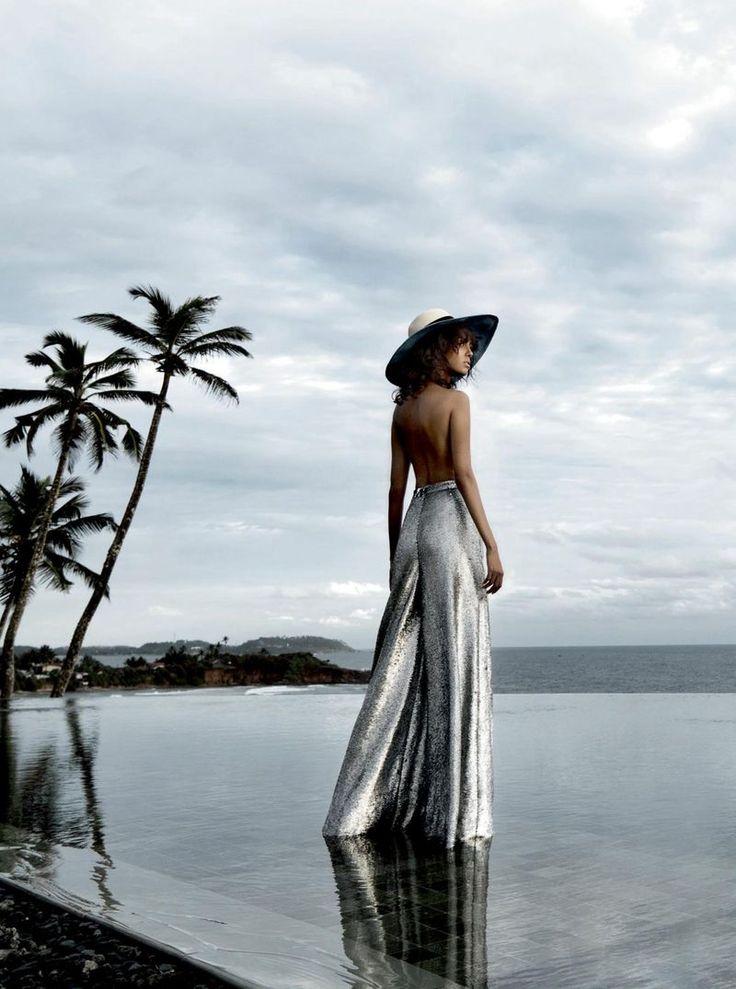 """The New Season Hit List"" Smita Lasrado for Harper's Bazaar India January 2016"