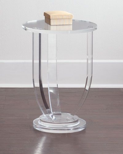 INTERLUDE  Bayberry Side Table