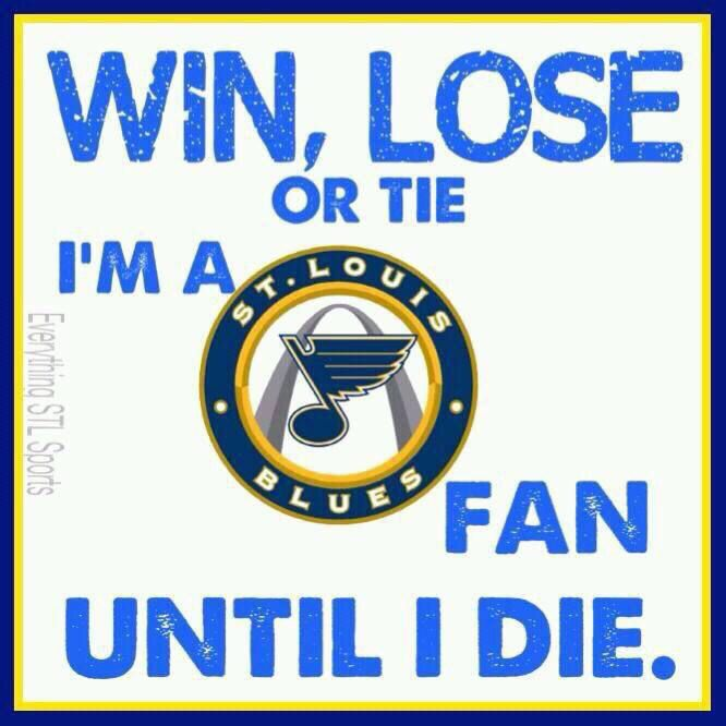 Yep... St. Louis Blues