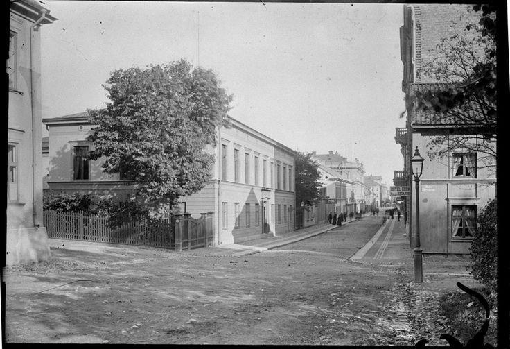 Stockholms nation, photo: Heinrich Osti (1826-1914), [UPPSALA UNIVERSITY LIBRARY BILD:7820]