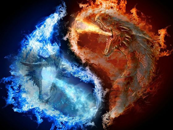 What type of dragon are you wings i am and ice dragon for All types of water