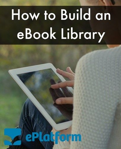 How to build an eBook lending library online. If you aren't an ePlatform customer, the first thing you need to do is sign up. See how ePlatform works. You can also check popular reading lists.