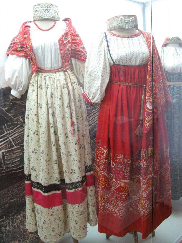 Из экспозиции КГИАХМ. Каргополь.