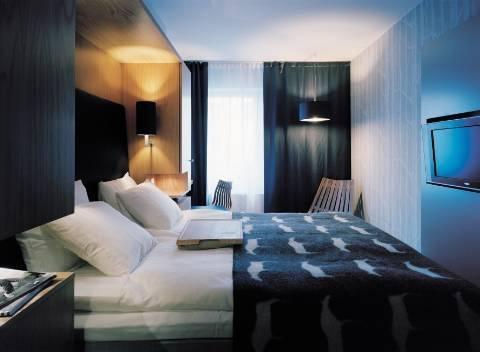 Scandic Malmen, hotel - Além de confortável, tem 2 bares lindos e bem freqüentados no térreo. > Götgatan 49–51