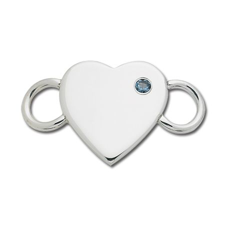 Beautiful Available At Attleboro Jewelers  Cape Cod Convertible Bracelet Charms. This  Is A Birthstone Heart