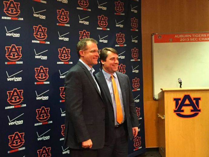 Auburn released a short hype video Saturday in honor of new defensive coordinator Will Mushcamp's arrival on campus.  ~ Check this out too ~ RollTideWarEagle.com for great sports stories that inform and entertain. #Auburn #WarEagle #Muschamp