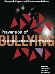 """Stop using the word 'bullying' in school, researchers say """"Bullying"""" is a loaded term to say the very least, and not using it could not only defuse a lot of fear and harmful overreaction when it happens, it could save lives. I'll get to the life-saving part in a minute, but first the problem with using the word."""