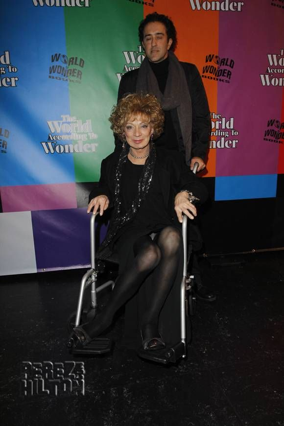 Transgender Icon & Transparent Actress Holly Woodlawn Loses Battle To Cancer At 69