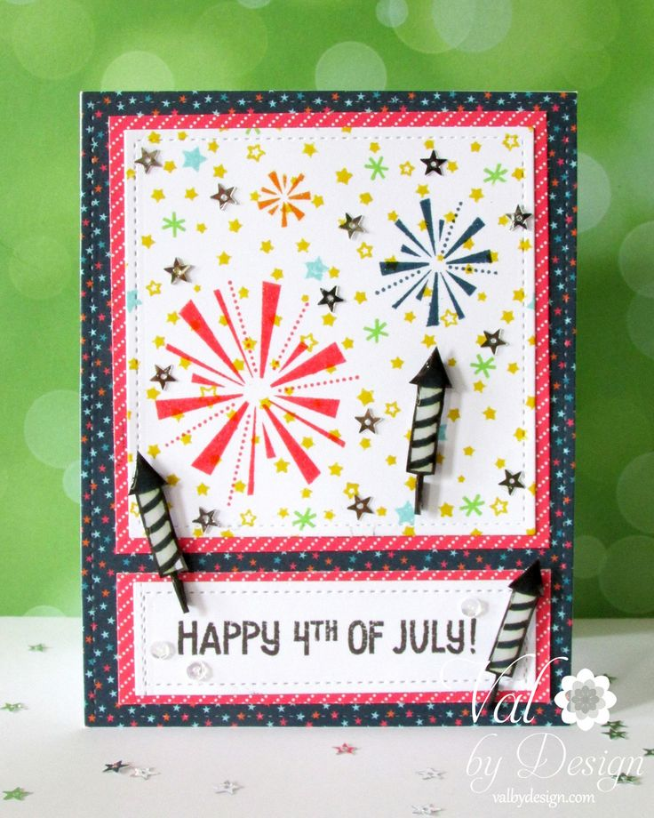 Lawn Fawn stamps & dies & papers & inks, Pretty Pink Posh sequins {ValByDesign, 2015}
