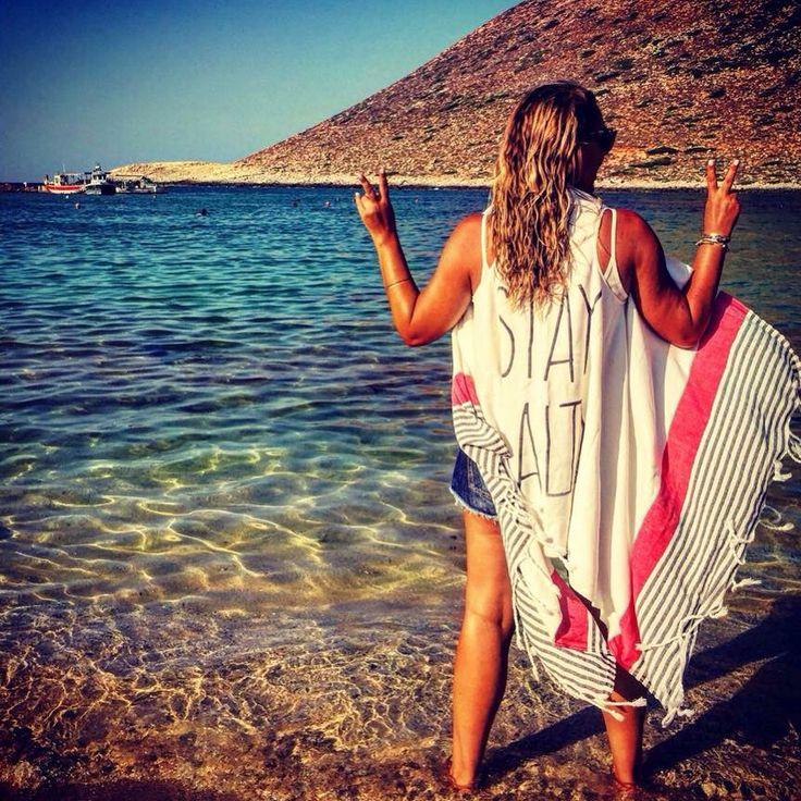 #staysalty #caftan @www.cleogkatzeli.com #summermode is so on..