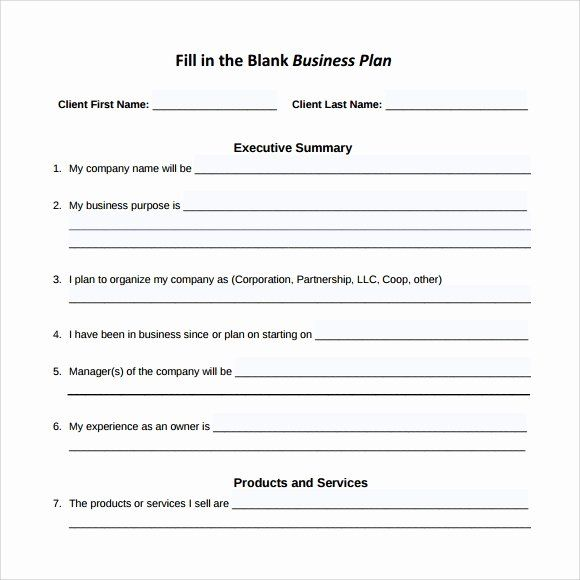 Printable Business Plan Template Best Of Free 18 Sample Small Business Plans In Goog Business Plan Template Pdf Simple Business Plan Template Business Planning