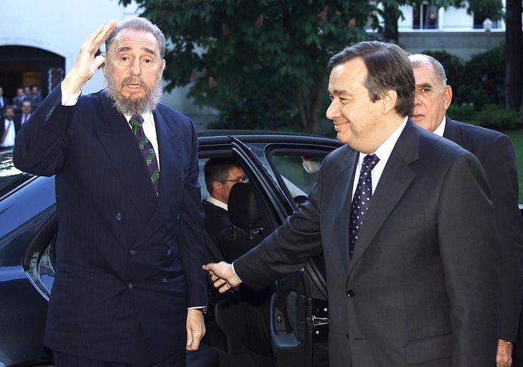 Óbito/Fidel Castro: Duas visitas a Portugal e o gosto pelo clima e pelos portugueses
