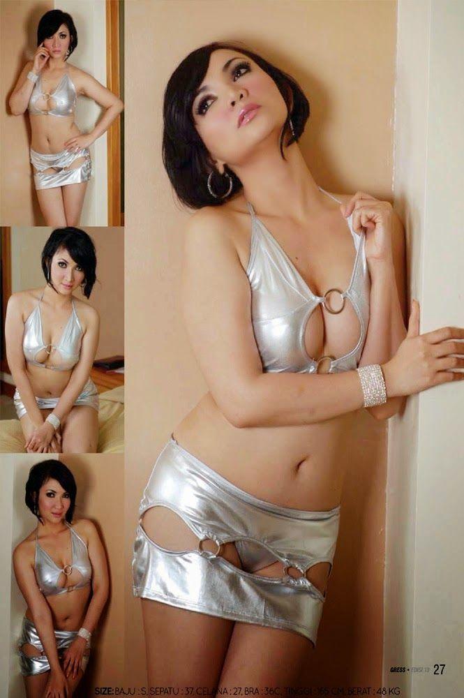 Hot Photo Roro Fitria on Gress Magazine By @SeksiHot http://fotocewekseksihot.blogspot.com/