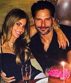 sophia vergara and joe manganiello | Sofia Vergara Celebrates 42nd Birthday With Joe Manganiello — SEE ...