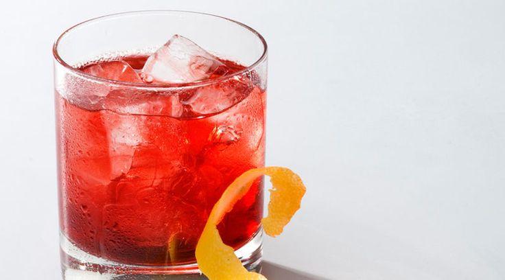 Campari And Soda Recipe — Dishmaps