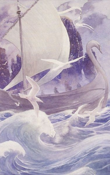 Alan Lee - Grey Ships