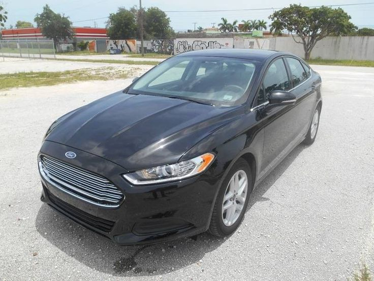 2016 Ford Fusion $13899 http://www.idriveautosales.com/inventory/view/9480307
